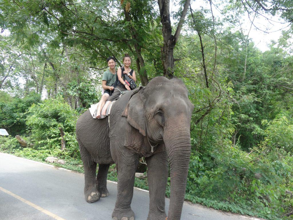 karen-elephant-camp-pai-5
