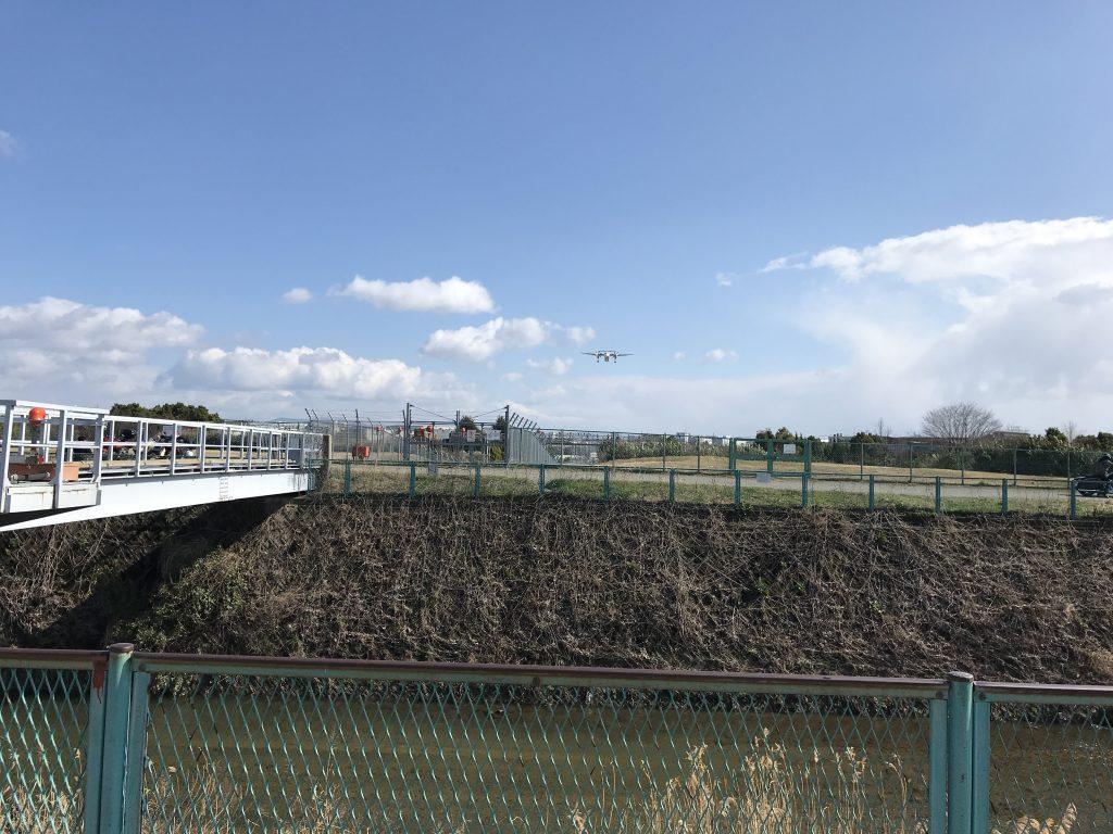 senri-river-itami-airplane-spot-2