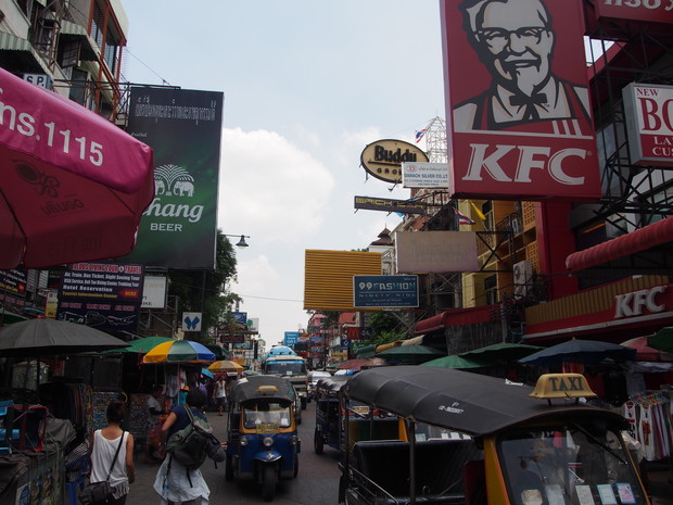 travel-destination-ranking-bangkok